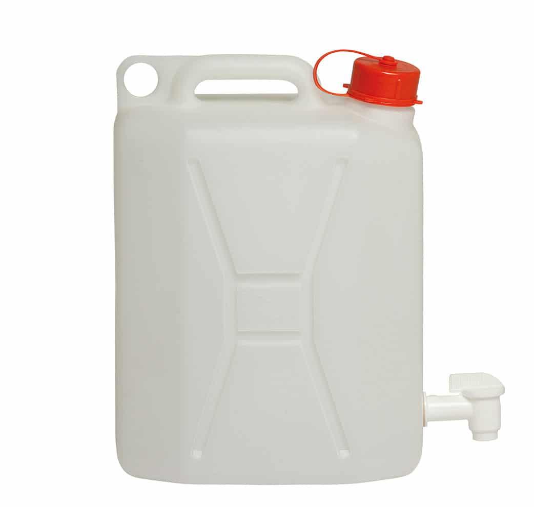 Taniche con rubinetto la soluzione per il trasporto liquidi for Contenitori leroy merlin