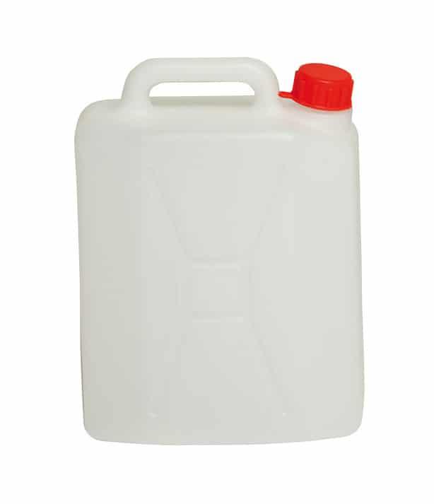 Taniche per benzina in plastica