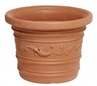 produzione vasi in resina